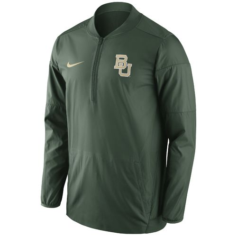Nike Men's Baylor University Lockdown Jacket