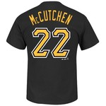 Majestic Men's Pittsburgh Pirates Andrew McCutchen #22 T-shirt - view number 1