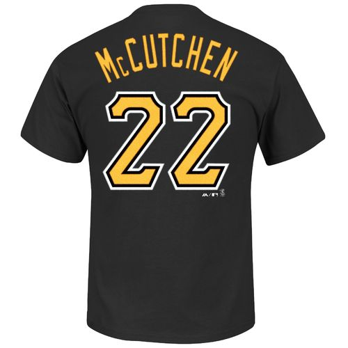 Majestic Men's Pittsburgh Pirates Andrew McCutchen #22 T-shirt