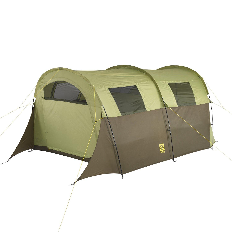 Merveilleux Slumberjack Overland 8 Person Cabin Tunnel Tent