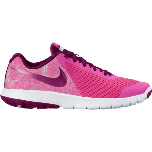 Nike™ Girls' Flex Experience 5 Print GS Running Shoes