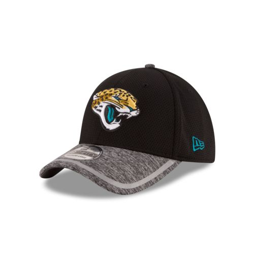 New Era Men's Jacksonville Jaguars Onfield Training 39THIRTY Reverse Cap