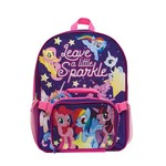 My Little Pony Girls' Backpack with Lunch Kit