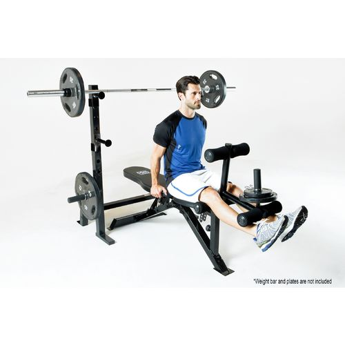 Marcy Pro 2 Piece Olympic Weight Bench Academy