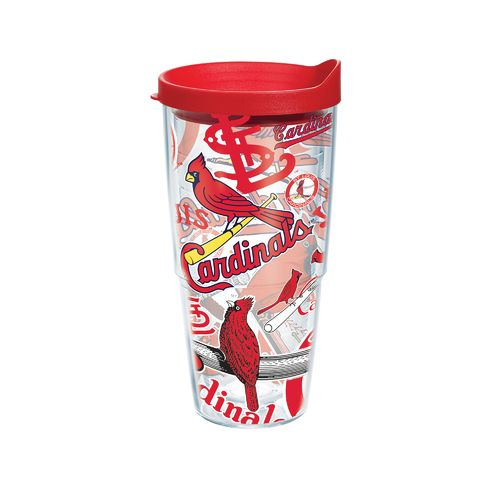 Tervis St. Louis Cardinals 24 oz. Allover Tumbler