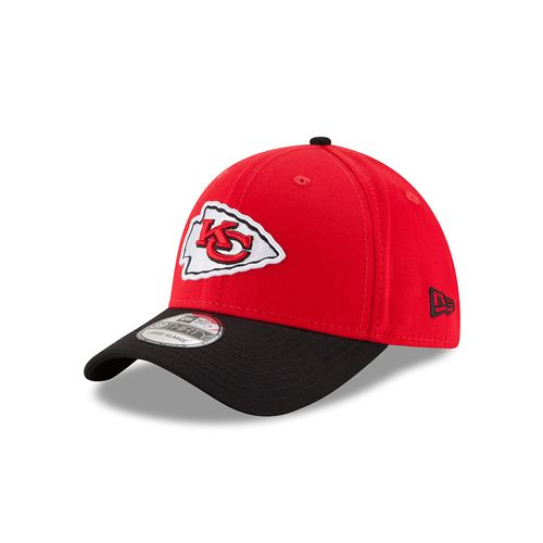 New Era Men's Kansas City Chiefs Clean Hit Classic 39THIRTY Cap
