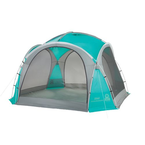 Display product reviews for Coleman Mountain View 12 ft x 12 ft Screendome Shelter