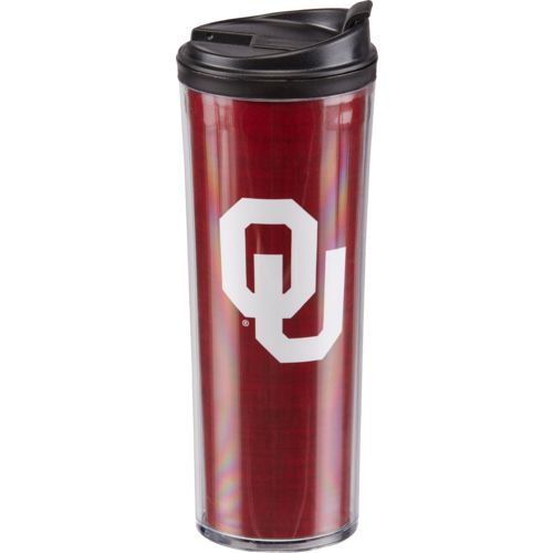 ThermoServ University of Oklahoma Primary 16 oz. Tritan Tumbler