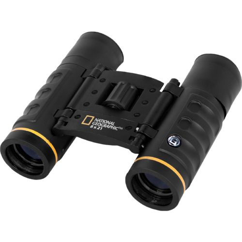 National Geographic 8 x 21 Performance Roof Prism Binoculars - view number 1