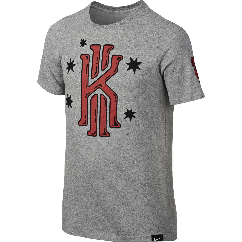 Nike Boys' Dry Kyrie Initial Logo T-shirt