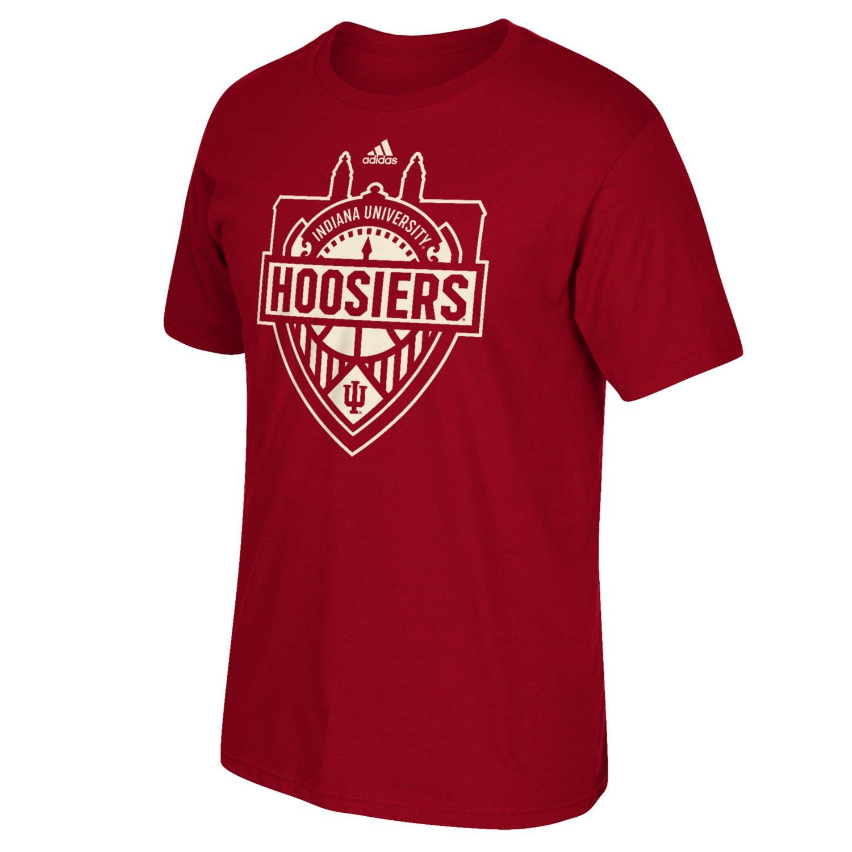 adidas™ Men's Indiana University Landmark T-shirt