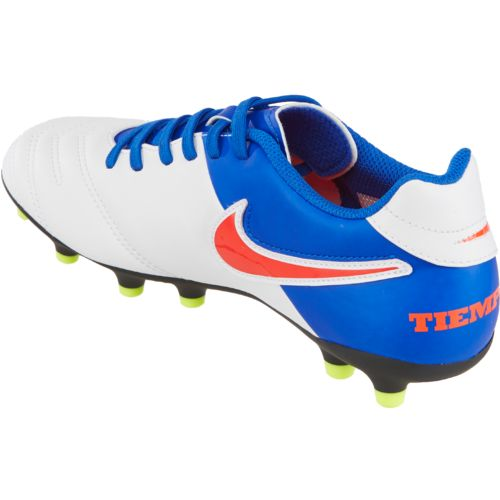 Nike Women's Tiempo Rio III FG Soccer Cleats - view number 3