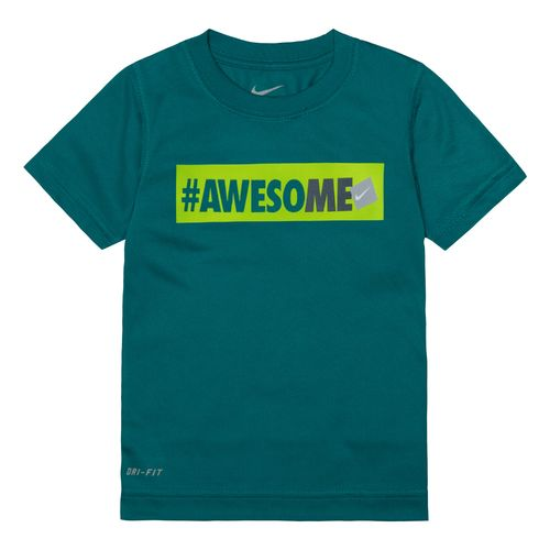Nike™ Toddler Boys' Hashtag Awesome Dri-FIT T-shirt