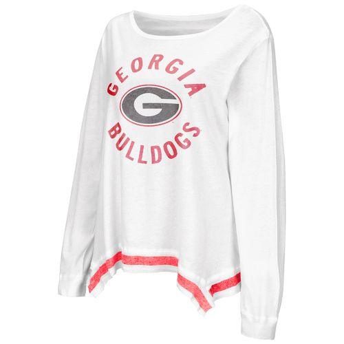 Touch by Alyssa Milano Women's University of Georgia End Zone Top