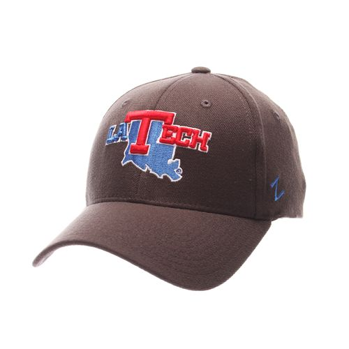 Zephyr Men's Louisiana Tech University ZH Tech Flex Cap