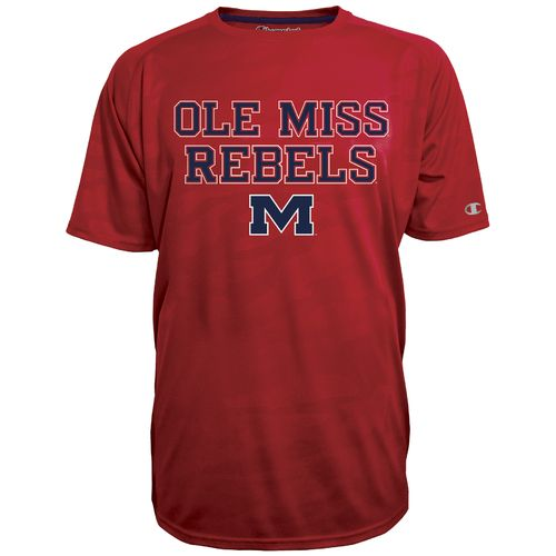 Champion™ Men's University of Mississippi Fade T-shirt