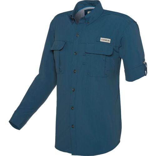 Magellan Outdoors™ Men's Fish Gear Laguna Madre Long Sleeve Fishing Shirt
