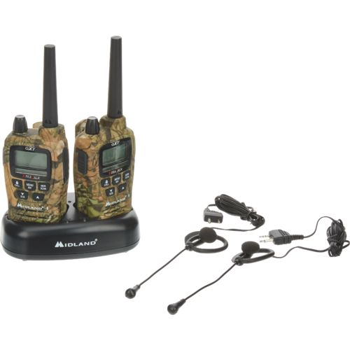 Midland™ GXT2050VP4 H20 2-Way Radios 2-Pack
