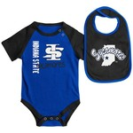 Colosseum Athletics™ Infants' Indiana State University Rookie Onesie Set - view number 1