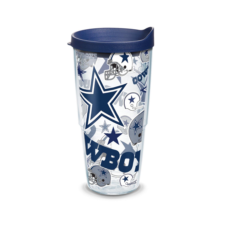 Tervis NFL Dallas Cowboys Allover 24 oz. Tumbler