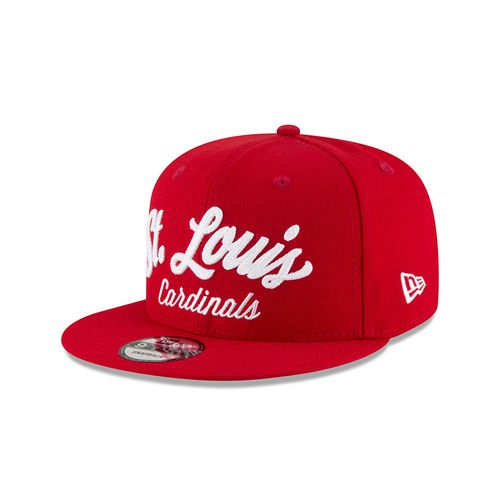 New Era Men's St. Louis Cardinals 9FIFTY® City Stitcher Cap