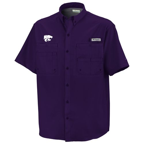Columbia Sportswear™ Men's Kansas State University Tamiami Shirt