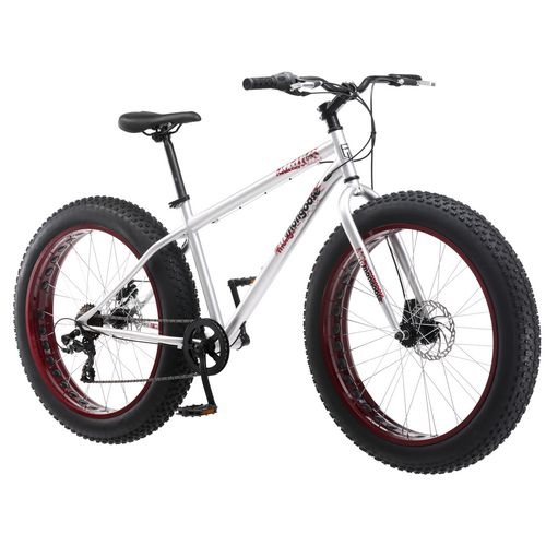 "Mongoose® Men's Malus 26"" 7-Speed Fat-Tire Bicycle"