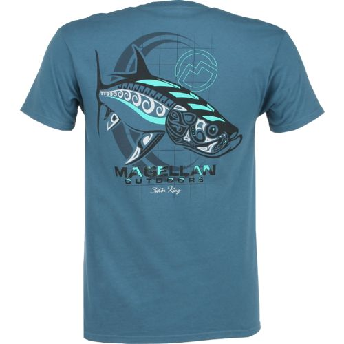 Magellan Outdoors Men's Tarpon Tribal Short Sleeve T-shirt