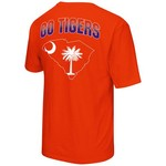 Colosseum Athletics™ Men's Clemson University Golden Boy T-shirt - view number 1