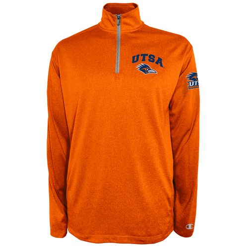 Champion™ Men's University of Texas at San Antonio Victory 1/4 Zip Pullover