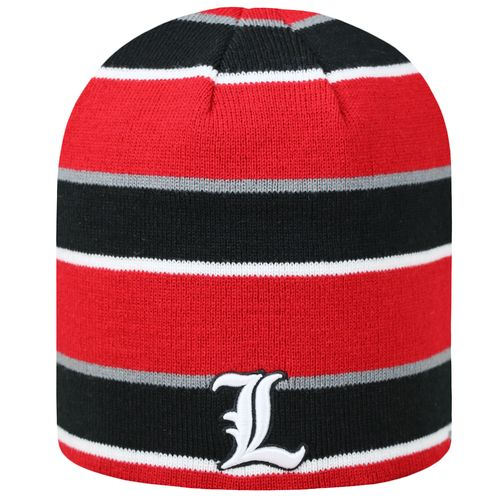 Top of the World Men's University of Louisville Disguise Reversible Knit Cap
