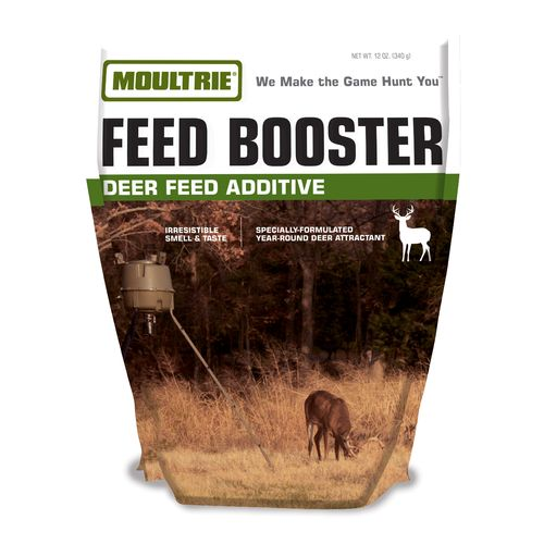 Moultrie Feed Booster 12 oz. Deer Feed Additive