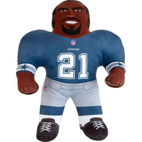 Forever Collectibles™ Dallas Cowboys Ezekiel Elliott #21 Studd Player Plush