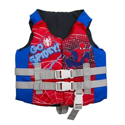 Display product reviews for SwimWays™ Kids' Marvel™ Spider-Man PFD Life Jacket