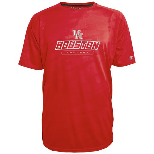 Champion™ Men's University of Houston Impact Embossed T-shirt