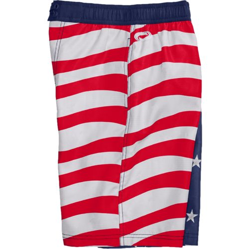 O'Rageous Boys' Americana Boardshort - view number 4