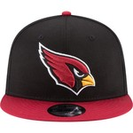 New Era Men's Arizona Cardinals 9FIFTY Baycik Snapback Cap - view number 6