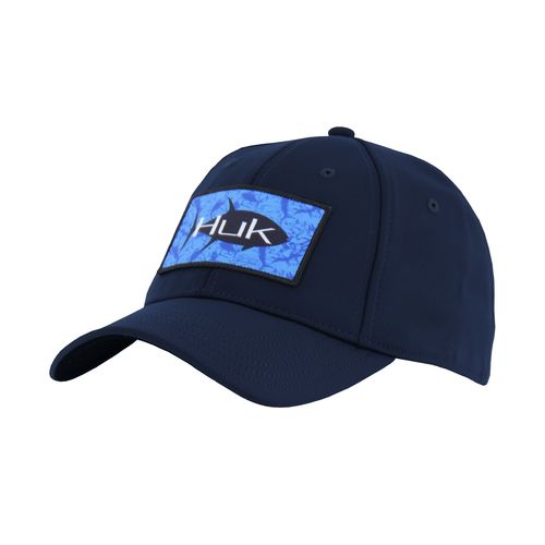 Huk Men's 262F KScott Tuna Patch Cap