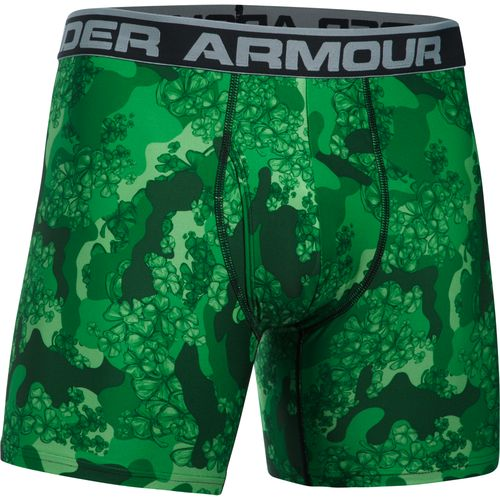 Under Armour Men's Original Series Printed Boxerjock Boxer Brief