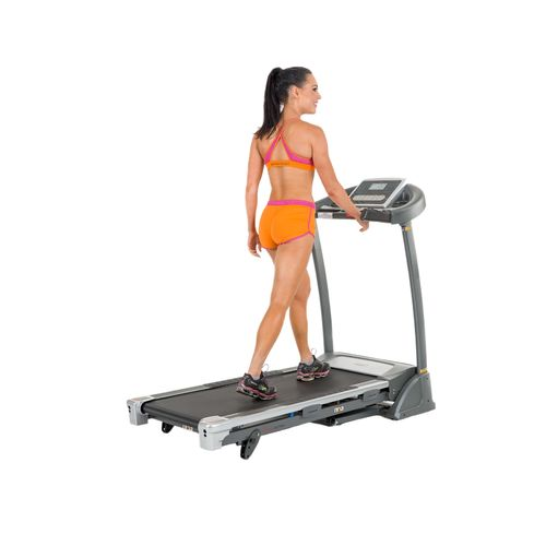 Sunny Health & Fitness Motorized Treadmill - view number 8