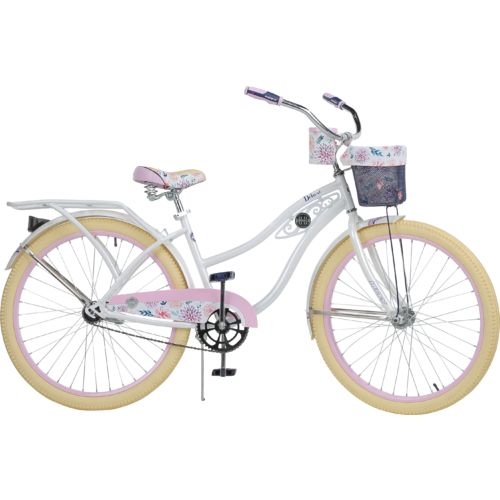 Huffy Women's Deluxe 26' Floral Cruiser Bicycle