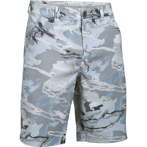 Display product reviews for Under Armour Men's Fish Hunter Flat Front Short