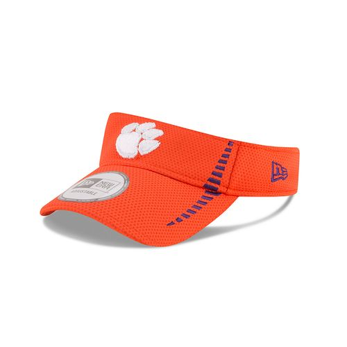 New Era Men's Clemson University Speed Visor