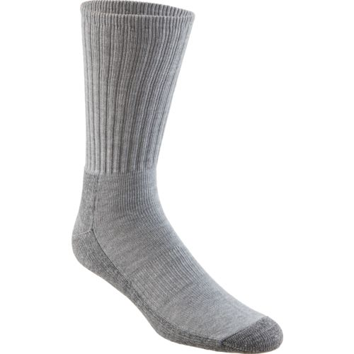 Display product reviews for Brazos Men's Work Crew Socks 6 Pack