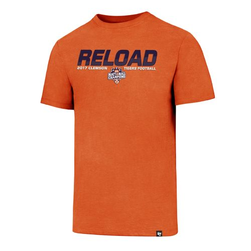 '47 Men's Clemson University 2017 Reload Football Spring Game Club T-shirt