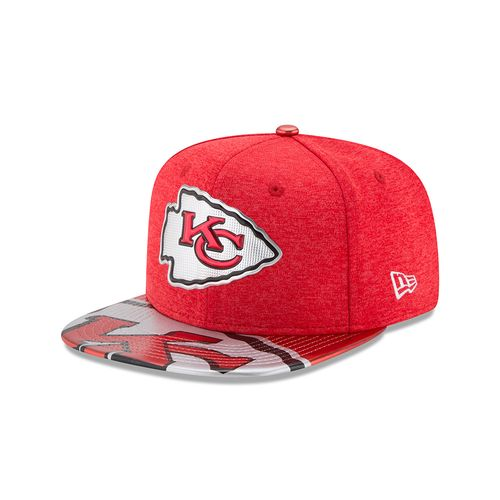 New Era Men's Kansas City Chiefs 9FIFTY® NFL17 On Stage Cap