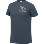 New World Graphics Men's University of Central Florida Flag Glory T-shirt - view number 3