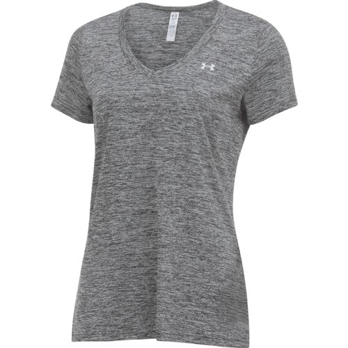 Under Armour Women's Twisted Tech V-neck T-shirt - view number 3