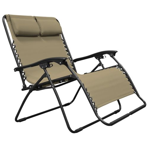 Caravan Canopy Sports Infinity Zero-Gravity Loveseat Chair