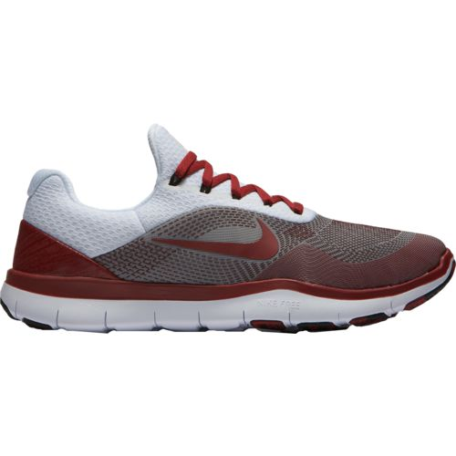 Nike Men's University of Oklahoma Free Trainer V7 Week Zero Training Shoes